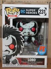 Funko POP PX Previews Exclusive Bloody Lobo!!!