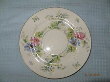 Thomas Bavaria Thomas Ivory Dinner Plate # 04491 White with Florals