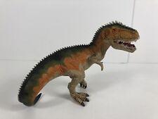 Schleich 2014 Giganotosaurus Hinged Jaw 6.5� Tall T-Rex Dinosaur Figure