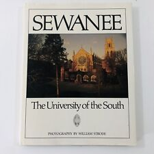 Sewanee The University Of The South Photography by William Strode Book Tennessee