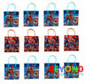 Spiderman Favor Bag Goodie Goody Gift Spider-Man Loot Bags Party Supplies