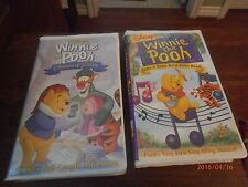 Winnie the Pooh Sing a Song with Pooh Bear / Winnie the Pooh Seasons of Giving