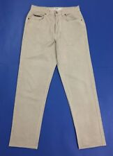 roberto chini jeans uomo w31 44 45 regular vintage grigio boyfriend usati T2867
