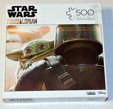 Star Wars The Mandalorian The Child (Baby Yoda) 500 Piece Jigsaw Puzzle