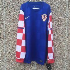 9fa58bcf4 Croatia Player Issue Away Football Shirt Jersey 2010 2012 Long sleeved LS -  XXL
