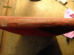 The American Revolutionary War in Drawings prints signed first edition