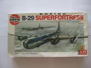 1 72 Model Plane BOEING B-29 SUPERFORTRESS Airfix D10-1393