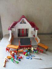 Playmobil set 6865 City Life Ecole avec salle de classe - manque éponge carrée