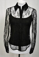 CARLISLE LACE DRESSY FORMAL 2-pc BLOUSE WITH CAMI sizes  8 / 10 NEW $495