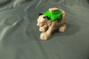Fisher-Price Rescue Heroes Claude COUGAR Bobcat Wild Cat Mountain Lion Toy