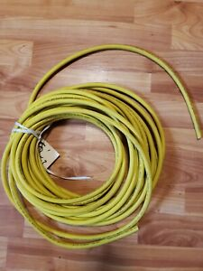 (LT1) 50ft Carol 02638 14/3C Super Vu-Tron III Yellw SJOOW 600V Power Cable Cord