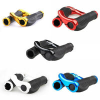 Handle Grips Road Mountain Bike Handlebar Bicycle MTB Cycling Non Slip 1 Pair
