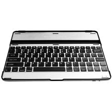 Wireless Bluetooth Keyboard Case Folio Cover Skin For iPad 2 World's Thinnest