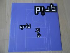 "The Grid ‎  Heartbeat  1992 12"" Promo    DAVE BALL Ex Soft Cell"