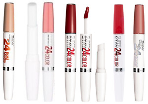 Maybelline Super Stay 24HR Color 2 Step Lip Colour