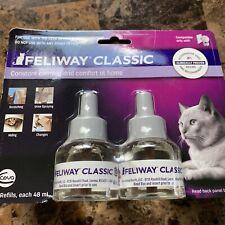 Feliway Classic Constant Calming Comfort At Home Twin 2022 Refill