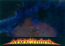 Armageddon Movie Foil Card 12