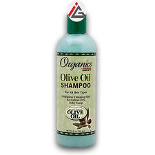 Africas Best - Organics Olive Oil Extra Virgin Shampoo - 355 ml