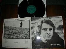 M-/NM  JAN FRYDERYK DOBROWOLSKI - DELPHI ( PIANO ) LP 70s