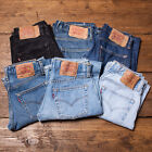 Womens Vintage Levis Levi 501 Mom Boyfriend Jeans Grade A 26 27 28 29 30