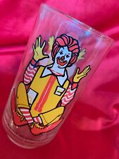 Ronald McDonald Collector Series Vintage Drinking Glass