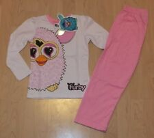 Ragazze Furby con licenza Biancheria Intima Bambini Carattere Slip Pantaloni Mutande Età 4-8