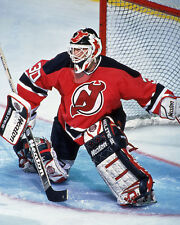 1996 New Jersey Devils MARTIN BRODEUR Glossy 8x10 Photo Hockey Print Poster