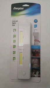 Energizer  Battery Powered Magnetic LED Swivel Light Bar - 120 Lumens - NEW