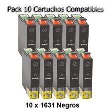 10 XL cartucho negro para Epson wf2010w wf2630wf wf2650dwf wf2660dwf set