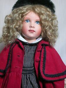 "Helen Kish Character Doll Sonya from Weekend at Nan's  vinyl Doll  16"""