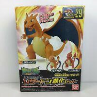 Pokemon Pocket Monsters Collection Charizard Assembly Model Figure Evolution Set