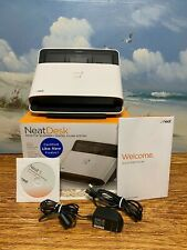 Neat Desk Desktop Scanner & Digital Filing System ND 1000