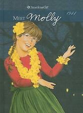 Meet Molly: An American Girl (American Girls Collection: Molly 1944)-ExLibrary