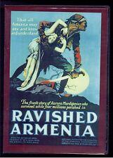 RAVISHED ARMENIA DVD AURORA MARDIGANIAN  ARMENIAN GENOCIDE 1915 Near East Relief