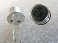 Transistor 2N3440 TO-39 NPN 300V 1A MOTOROLA