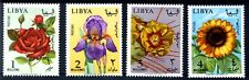 Libya independent 1965-Series Flowers NEW **