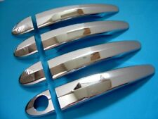 2003-2010 BMW E60 5-Series Chrome Stainless Steel Exterior Door Handle Covers
