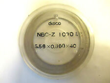 DISCO Wafer Dicing Blade NBC-Z 1070LE, New/Other.