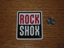 ROCK SHOX Mountain Bike Bikes Fork Shox A STICKER DECAL - Free Shipping