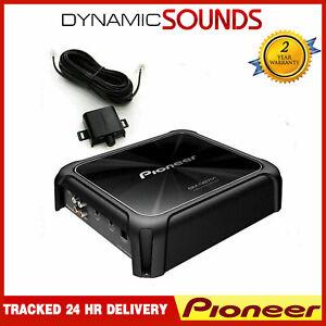 Pioneer GM-D9701 2400 Watts Class D Mono Monoblock Car Stereo Bass Amp Amplifier
