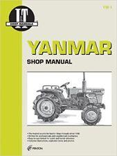 YANMAR I&T Shop Servizio Manuale YM1