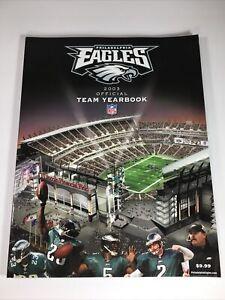 Philadelphia Eagles 2003 Official Team Yearbook NFL