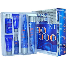 Lolane rebonding kit straightening hair cream permanent straight system 1 box