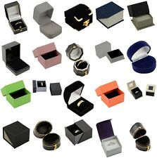 High Quality Engagement Ring Jewellery boxes ring packaging presentation
