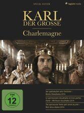KARL DER GROSSE-CHARLEMAGNE - WENGLER,GABRIELE  2 DVD NEUF