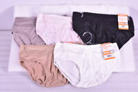 Women's Warners No Pinching No Problems No Muffin Top Lace Hipster Panties