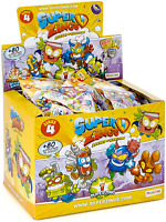 SUPERZINGS IV - Display of 50 collectable SuperZings figurines