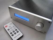 Finished New version PGA2311 3 ways Remote Pre-amplifier Preamp DIY amplifier