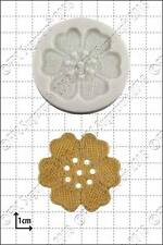 Silicone mould Lace Rose | Food Use FPC Sugarcraft FREE UK shipping!