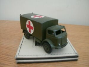 DINKY TOYS, FORD MILITARY AMBULANCE, No.626, 1:43, VGC, COMPLETE.